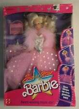 Barbie Superstar 1988 in scatola