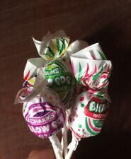 5x Charms Blow Pops Candy, Suckers, Lollipop