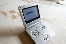 Nintendo Game Boy Advance SP Console - Silver