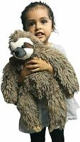 Three Toed Sloth Stuffed Animal Plush Toy