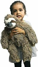 Three Toed Sloth Stuffed Animal Plush Toy
