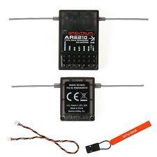 Full Range 6CH AR6210 DSMX Receiver RX support DSM2 For Spektrum transmitter TX
