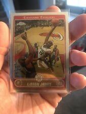 2006-07 Topps Chrome #67 LeBron James