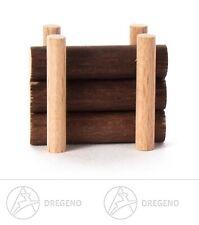 Holzstapel BxHxT 2,6 cmx2,5 cmx1,5 cm NEU Erzgebirge Pyramide Weihnachtspyramide