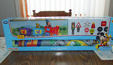 New Mickey Mouse Clubhouse Train Playmat Play Set