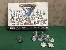 Tzeentch Fatesworn Host Warhammer Age Of Sigmar