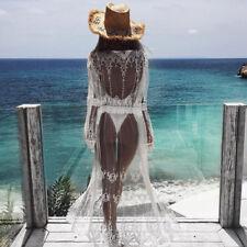Womens Swimwear Bikini Beach Wear Cover Up Kaftan Ladies Summer Long Dress Sexy
