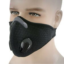 Outdoor Sports Half Face Mask Anti PM2.5 Haze Mouth Mask Bicycle Cycling Mask