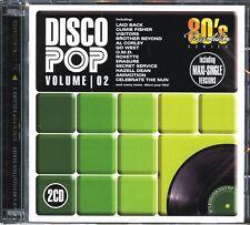 DISCO POP 80's REVOLUTION vol.2 ( 2CD ) ( 32 BIT REMASTERED )**NEW, SEALED