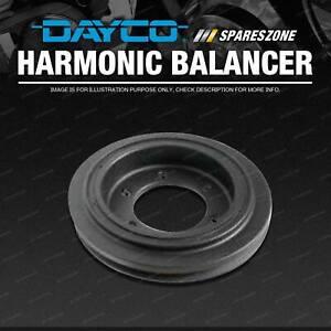 Powerbond Harmonic Balancer for Toyota Landcruiser HZJ75R HDJ HZJ80R