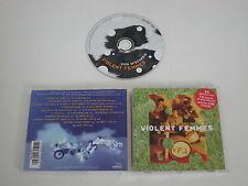 VIOLENT FEMMES/VIVA WISCONSIN - LIVE(VOLGATO OLGA 101) CD ALBUM