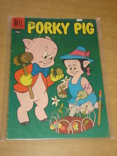 PORKY PIG #58 VG (4.0) DELL COMICS JUNE 1958 <