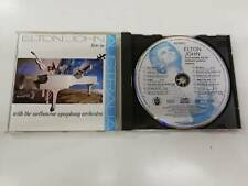 Elton John Live In Australia (With The Melbourne Symphony CD 1987