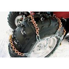 QUAD/ATV CATENE NEVE 11 pollici von MOOSE RACING CON Aufbewahrungsbox m91-60009