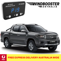 Windbooster 9-Mode Throttle Controller to suit LDV T60, 2017 Onwards