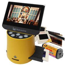 "Wolverine F2D Titan 20 Megapixel Film to Digital Converter  - 4.3"" Large Screen"