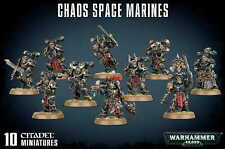 WARHAMMER - CHAOS SPACE MARINES