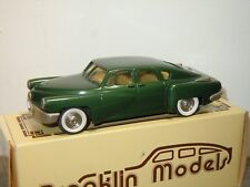 "1948 Tucker Torpedo ""Club of America Convention 1992"" - Brooklin Models *33244"