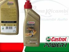 1LT ACEITE MEZCLA MOTOR MOTORRAD CASTROL POWER1 RACING 2T 100% SINTÉTICO