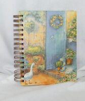 Genuine Main Street Press Writing Journal: (15449) Ducks in the Garden - NEW -