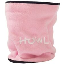 2019 NWT UNISEX HOWL SHADE FACEMASK $25 One Size Pink fleece