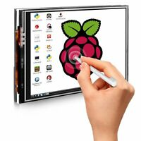 For Raspberry Pi 3 Model B Starter Complete Kits 3.5 inch display Touch Screen