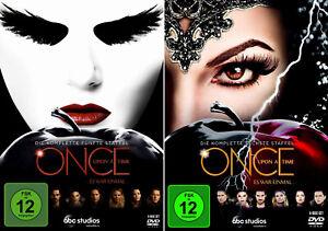 Once Upon a Time - Es war einmal - Die komplette 5. + 6. Staffel       DVD   037