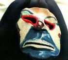 The Dark Knight Joker Thug BEANIE Ski Mask Hat Halloween Batman Clown Rare