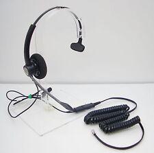 HW111N-04 Headset for Yealink T20P T22P T26P T28P T32G T38G Cisco 7905 7910 7912