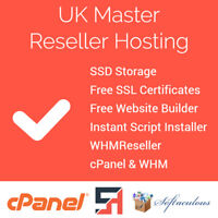 UK Master Reseller Hosting - Unlimited Everything, Free SSL Certificates + More!