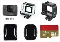 Refurbished GoPro HERO 2018 Waterproof Action HD Camera Camcorder Frame 16G card