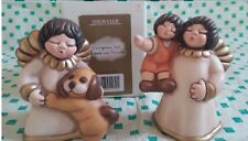 thun Club 2009 2010 Angelo PREZZO aPEZZO presepe gatto teddy cane formella vaso