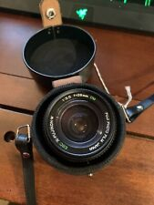 EBC Fujinon 28mm f/3.5 Prime Lens W/ Fujica X Mount CASE INCLUDED