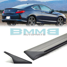 PAINTED VRS STYLE for HONDA Accord 9th ROOF WINDOW SPOILER 2DR COUPE 13-16