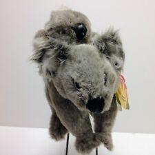 Folkmanis Koala with Baby Set Hand Puppet 2511 RARE NWT