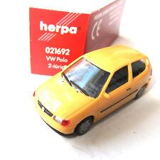 VW Polo Herpa HO 1:87  #1233