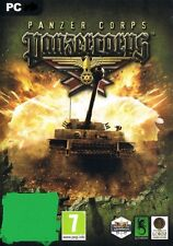 """""""Panzer General 7"""" ORIGINAL Panzer Corps NEW #Conan Exiles #Anno 1800 III 3 4 5"""