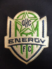 Oklahoma City FC Energy Navy Blue Jacket OKC Soccer Team Large L