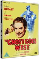 The Ghost Goes West DVD (2016) Robert Donat, Clair (DIR) cert U ***NEW***