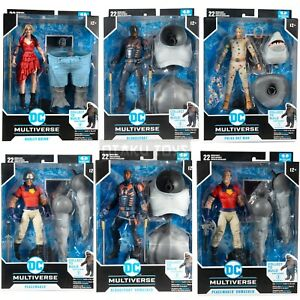 Suicide Squad McFarlane Toys Figure Selection *Choose which ones you want*