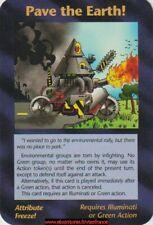 Illuminati New World Order - Pave the Earth! / Assassins INWO CCG