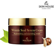 [ The Skin House ] Wrinkle Snail System Cream 100ml