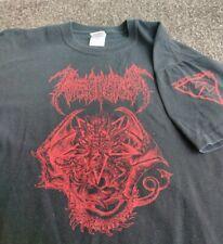 More details for pseudogod mens m s/s shirt nwn iron bonehead black death metal