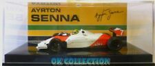 Mclaren Ford Mp4-1c Ayrton Senna Siverstone 1983 1 43 Model Minichamps