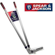 Spear & Jackson Razor Sharp Steel Lawn Edging Edger Grass Shears 10 year waranty