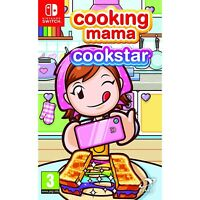 Cooking Mama: Cookstar Video Game for Nintendo Switch - Import Region Free