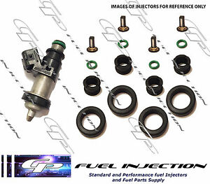 Honda S2000 Keihin Fuel Injector service/repair Kit CP-KSC4