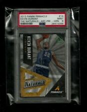 Kevin Durant 2013-14 Pinnacle THE NATURALS Artist Proof GREEN #/25! PSA 9 MINT!