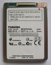 Festplatte 1,8 80GB SATA ZIF Toshiba MK8034GAL #759