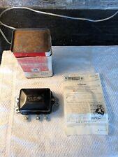 NOS New Delco Remy D651 1118838 Voltage Regulator 1949-64 GMC White IHC Mack OEM